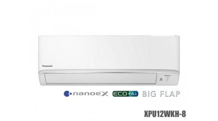 Điều hòa Panasonic 1 chiều Inverter 12000 BTU XPU12WKH8