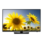 TV LED SAMSUNG UA40H5003 40 INCH FULL HD CMR 100HZ