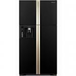 Tủ lạnh Hitach 600L màu đen W720FPG1XGBK