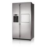 Tủ lạnh Elextrolux Side by Side  608L 2 cánh lấy nước+ đá ngoài ESE5687SB