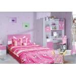 Bộ Chăn ga gối KORE Pink Girl Y14
