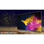 TIVI LG Super UHD 4K TV 86 inch 86SJ957T 2017