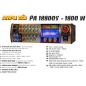 Ampli Power audio PA18800S