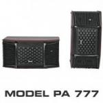 Loa Power audio PA777