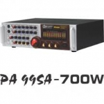Ampli power audio PA99SA
