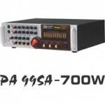 Ampli power audio PA99SA