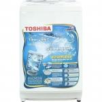Máy giặt Toshiba DC1000CV 9KG, Inverter xám bạc lồng đứng