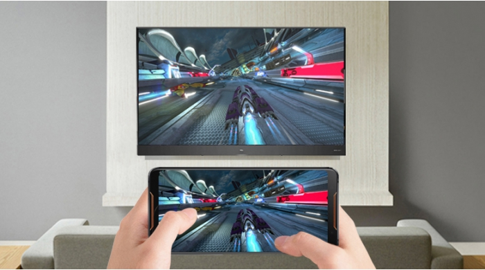 Tivi Android QLED TCL 65 inch L65X4