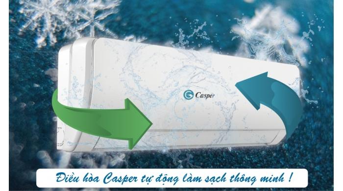 Điều hòa Casper LC12TL22 12000BTU 1 chiều