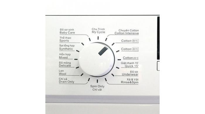 Máy giặt Midea MFG70-1000 7kg cửa ngang