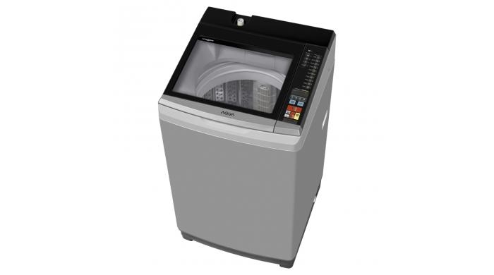 Máy giặt Sanyo Aqua U90BT 9kg cửa trên nắp kính