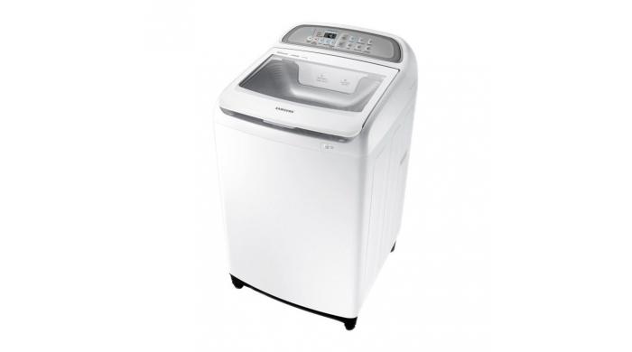 Máy giặt lồng đứng Samsung 10kg WA10J5710SW