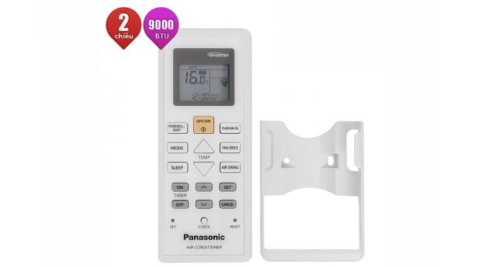 Điều hòa Panasonic YZ12UKH 2 chiều 12.000BTU Inverter
