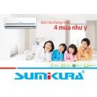 Những lý do bạn nên lắp đặt điều hòa sumikura