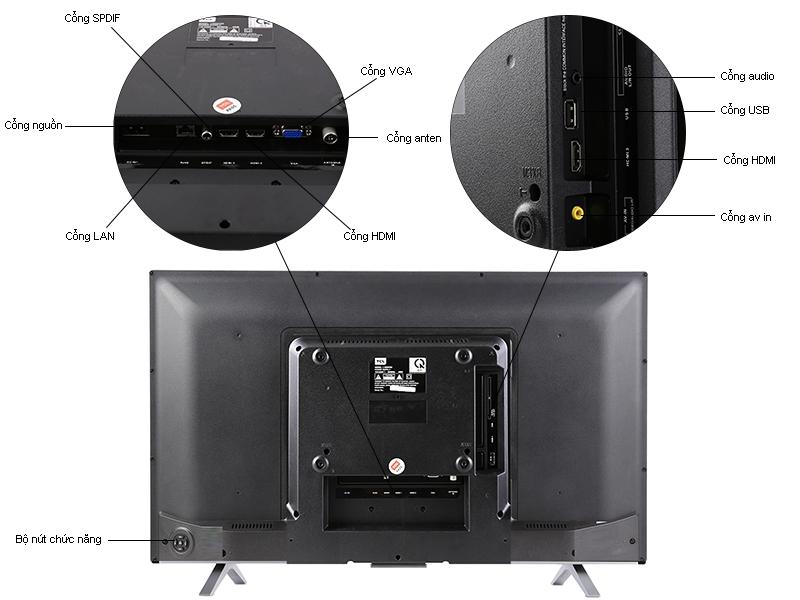 TIVI LED TCL L32D2780-32,Internet