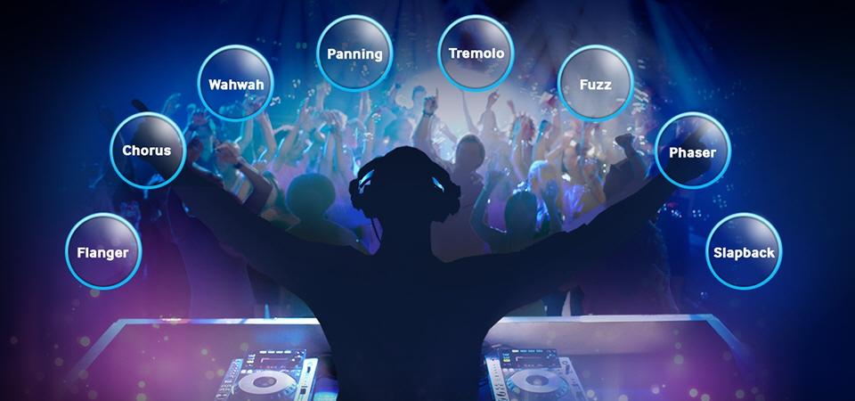 DJ Thực Thụ Cho Âm Nhạc Tuyệt Vời