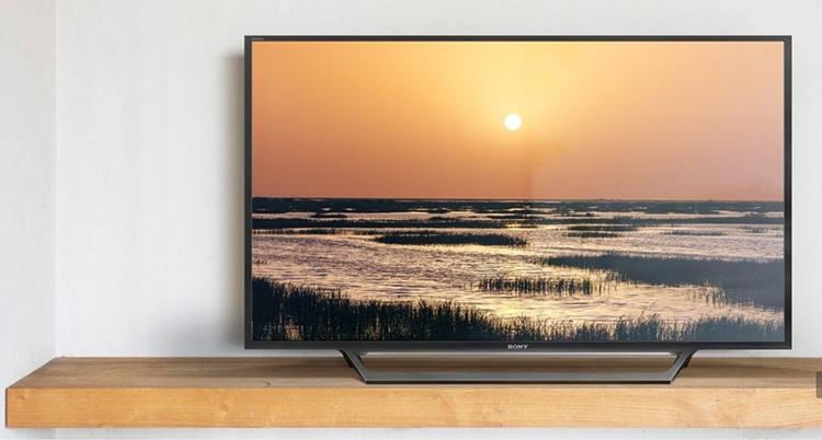 TV LED Sony W650D