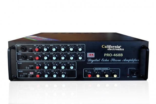 California PRO-468B
