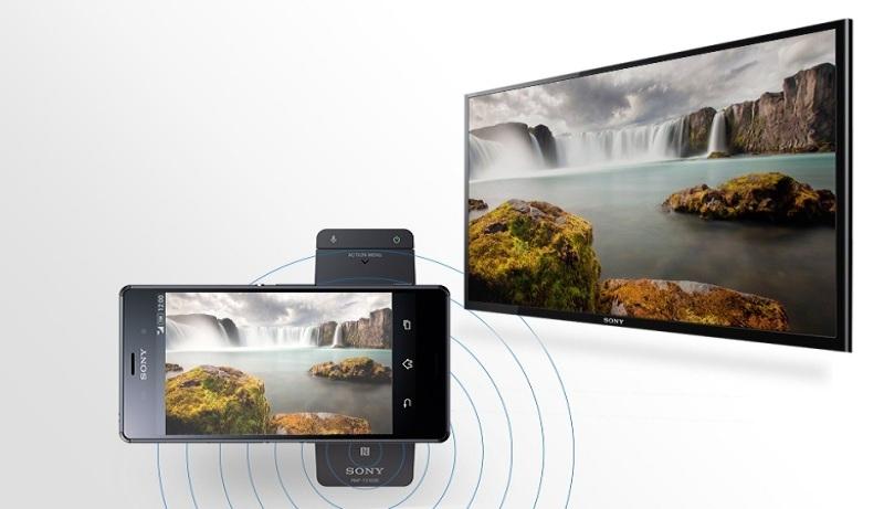 Internet Tivi Sony 49 inch KDL-49W660E - Kết nối nhanh chóng, tiện lợi