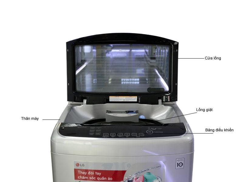 Máy Giặt Lồng Đứng LG 10 Kg T2310DSAM