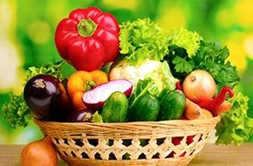 Lựa chọn thực phẩm trong tầm tay