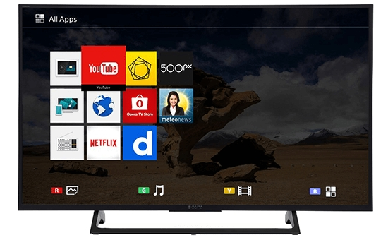 Giao diện Sony Entertainment Network