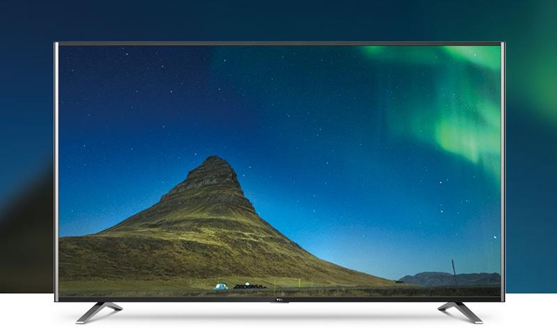 Smart Tivi TCL 50 inch L50C1-UF - Hình ảnh có độ tượng phản ấn tượng