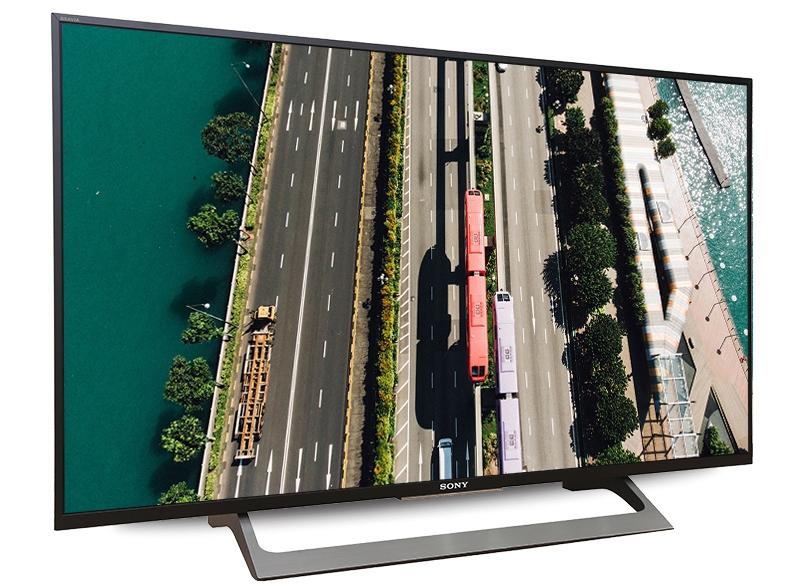Android Tivi Sony 43 inch KD-43X8000E - Thiết kế ấn tượng