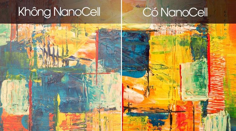 Màn hình chấm lượng tử NanoCell
