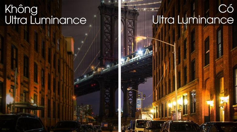 Công nghệ Ultra Luminance - Smart Tivi LG 4K 49 inch 49SM8100PTA
