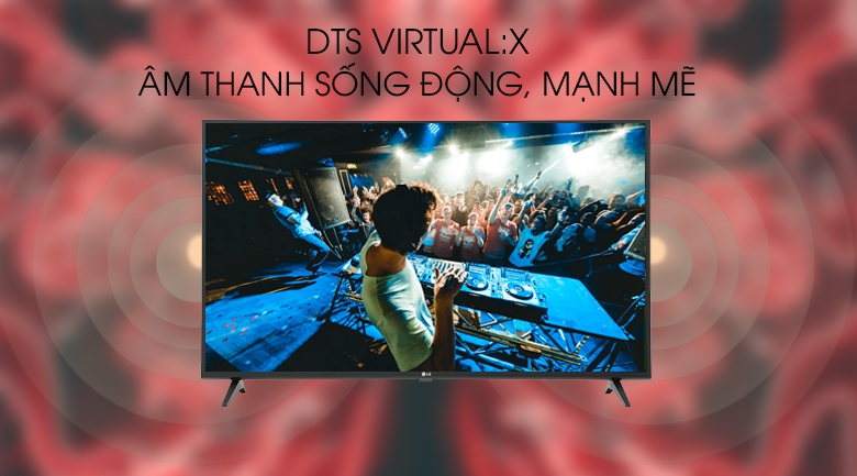 Smart Tivi LG 4K 55 inch 55UM7400PTA - DTS Virtual:X