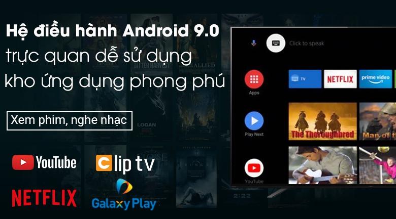 Hệ điều hành Android 9.0