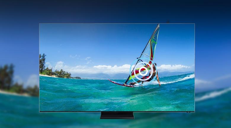 Smart Tivi QLED Samsung 8K 75 inch QA75Q950TS - Object Tracking Sound+