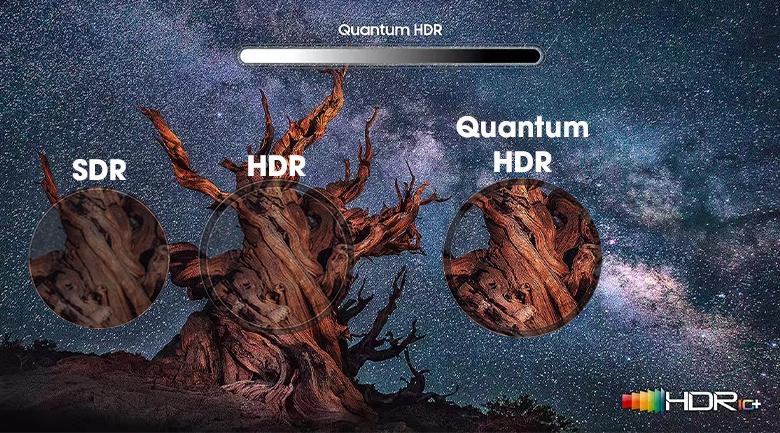 Smart Tivi QLED Samsung 8K 75 inch QA75Q950TS - Quantum HDR 4000 nits