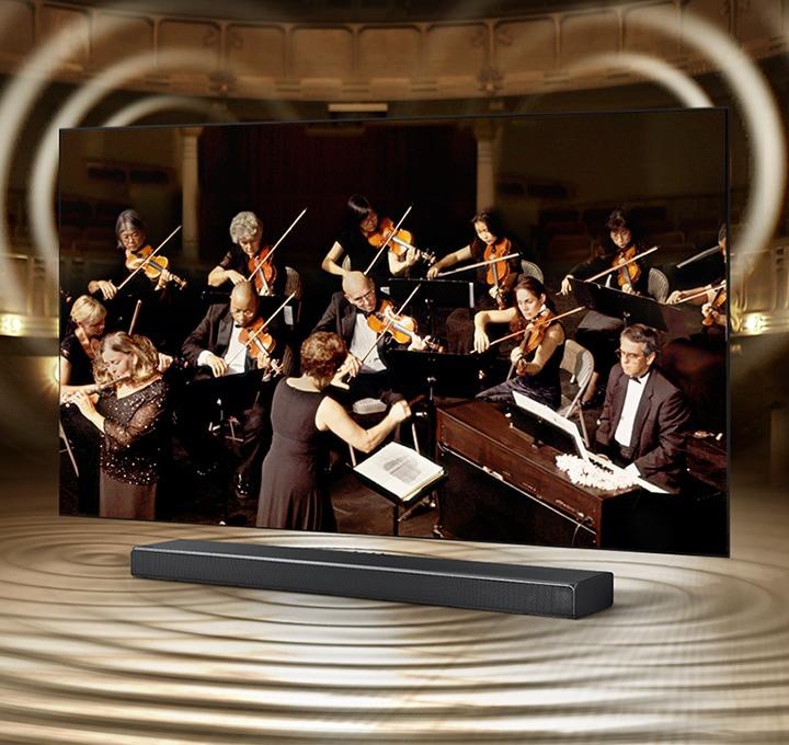 Bộ Đôi Hoàn Hảo TV & Soundbar