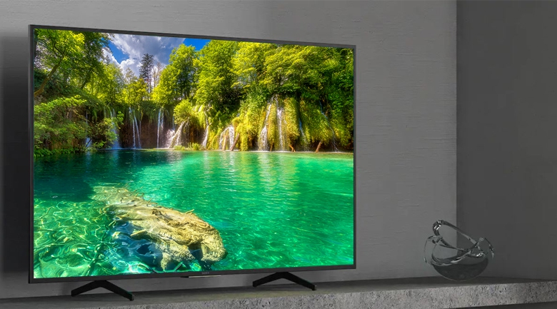Android Tivi Sony 4K 43 inch KD-43X7500H - Thiết kế tinh tế