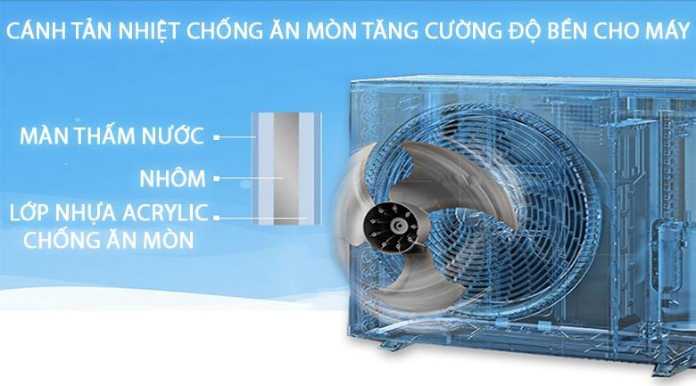Cánh tản nhiệt dàn nóng - Máy lạnh Daikin 2.0 HP FTC50NV1V