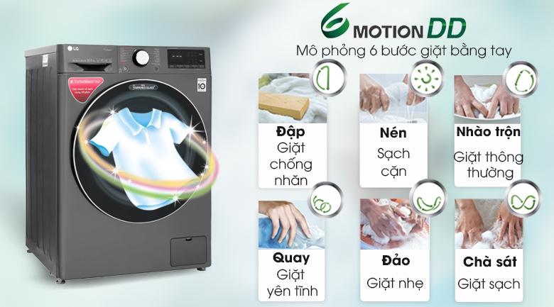 6 motion DD