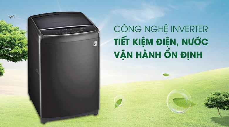 Công nghệ Inverter - Máy giặt LG Inverter 22 kg TH2722SSAK