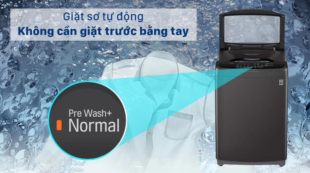 Máy giặt LG T2555VSAB - giặt sơ tự động