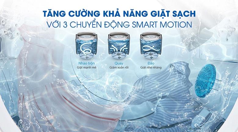 3 chuyển động Smart Motion